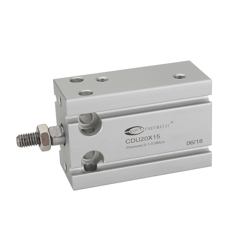CDU Multi-Position Free Installation Pneumatic Compact Air Cylinder
