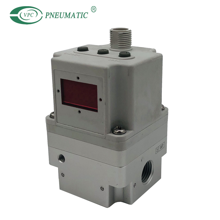 SMC Type DC24V Electric Proportional Regulator Valve for Controlling Pneumatic Devices